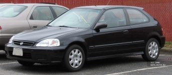 2002 honda civic hatchback