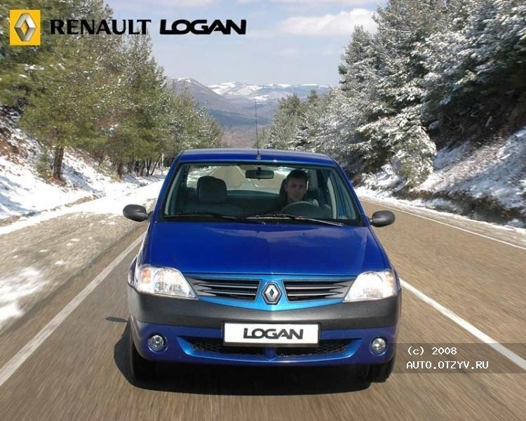 renault logan 1.6i - 2011 г.в. отзывы